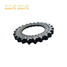 High quality E345/E385 excavator chain sprocket wheel for sale
