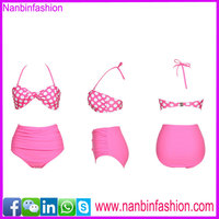 Nanbinfashion the latest girls sexy string bikini