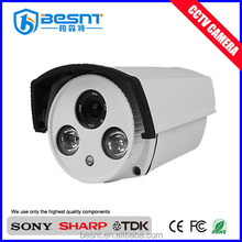 High resolution ip 66 mini bullet 1080p ahd cctv camera p2p remote control BS-8823ADM