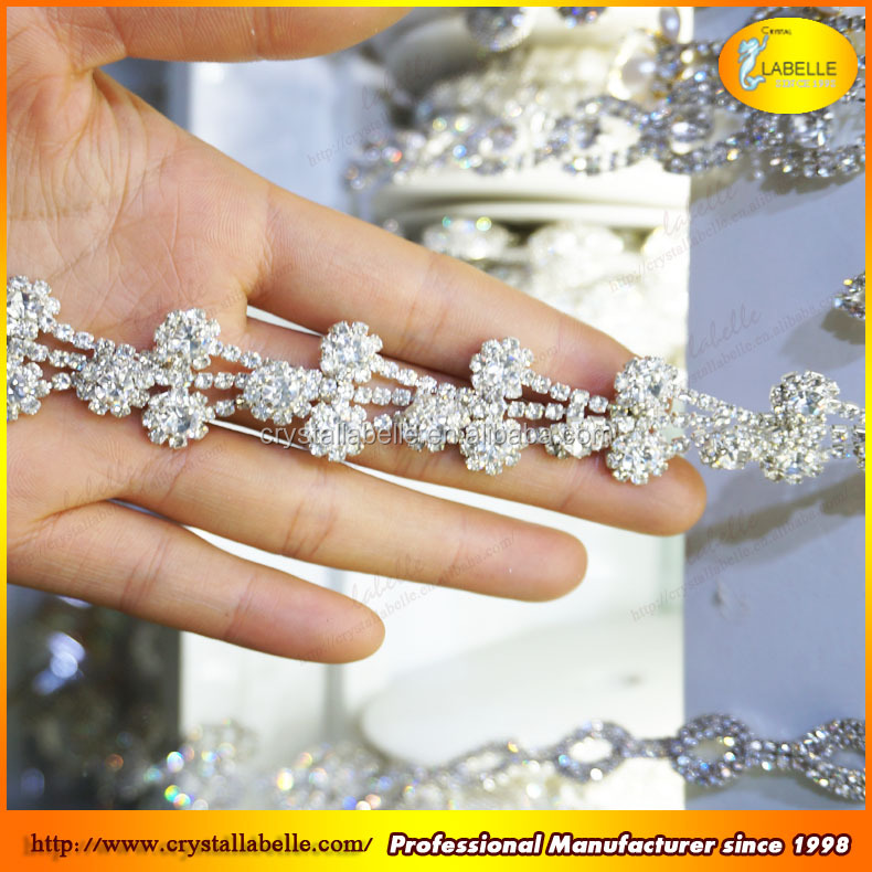 Wedding Crystal Belt