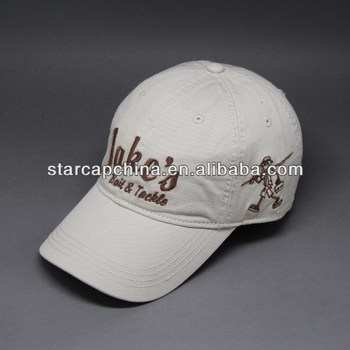 WHOLESALE BASEBALL CAP HATS WITH EMBROIDERY