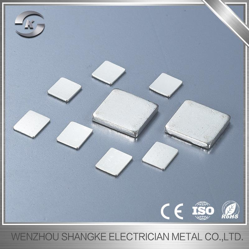 Multifunctional electrical component and silver contact copper alloy high voltage contacts