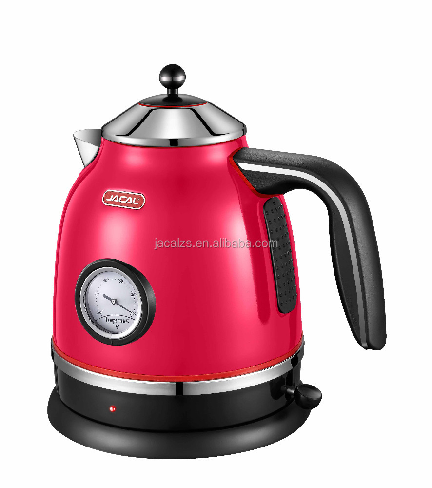 home appliances from europe cordless stainless steel electric kettle