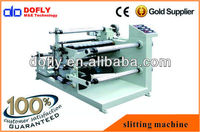 multi-purpose and innovative cooling coil slitter rewinder machine