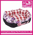 Double pet dog beds soft pet cat sofa nice quality round dog bed