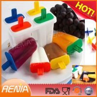 RENJIA ice cream cone mold unbreakable ice cube tray high quality ice cube tray