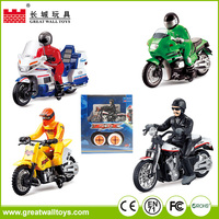 Mini Size Radio Remote Control Motorcycle toys car
