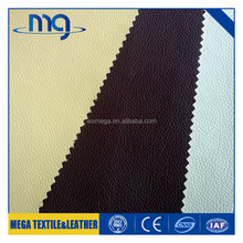 new products sofa upholstery leather pu from China