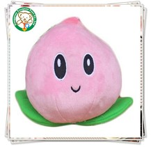 OEM/ODM High quality creative fruit pillow plush toy place stuff toys