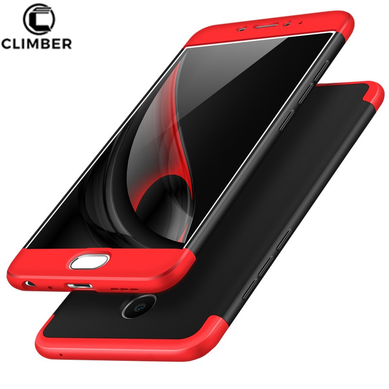 Hot Selling Luxury 360 Degree Ultra-thin Cell Phone Case For Meizu Note E2 Note 3 5 6 Note6 Mobile Cover