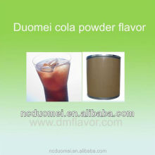 Cola flavor powder flavor for drinking