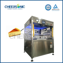 ultrasonic cutting blades cake portioner