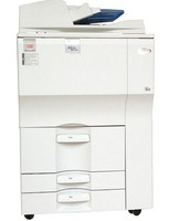 high speed used copier Ricoh MP5500 printing copy machine