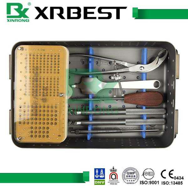 large bone fracture surgical instrument set orthopedic instrument