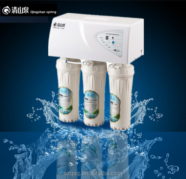 5 stages NEW type kitchen ro water purifier , Ionizer Type commercial alkaline water