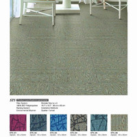 Easy clean carpet tiles (ST5 Series)