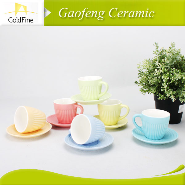 Ceramic Botton Cup