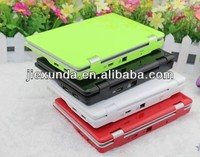 7 inch VIA8850 android4.0 mini laptop notebook netbook,Multi colors.with camera,Best kid gift!