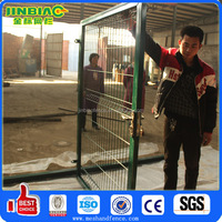 Wire Mesh Fence Security Wire Fence Gate