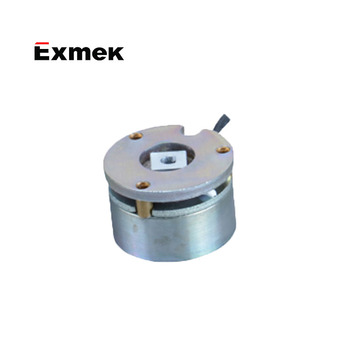 High efficiency safety brake motor assembly for rolling door