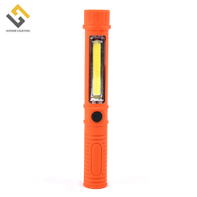 3w outdoor inspection magnetic portable work light cob led pen light