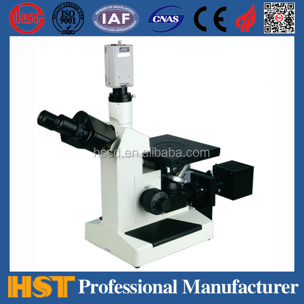 alibaba website: lab binocular biological metallographic Inverted Microscope