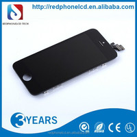 China supplier for OEM iPhone 5 Complete LCD Touch Screen Digitizer Assembly Replacement