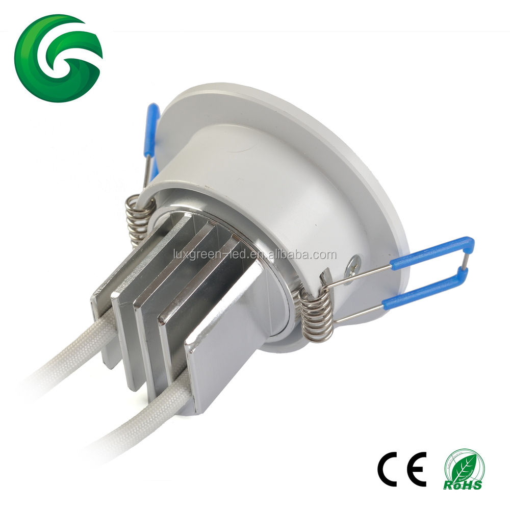 DC12-24V 1x8w RGBW 4in1 led down light with 3 years warranty