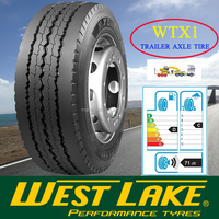 NEW TRAILER TIRE FOR MAX LOAD TRUCK TIRE WESTLAKE GOODRIDE WTX1 245/70R19.5 215/75R17.5 235/75R17.5 245/70R17.5 265/70R19.5