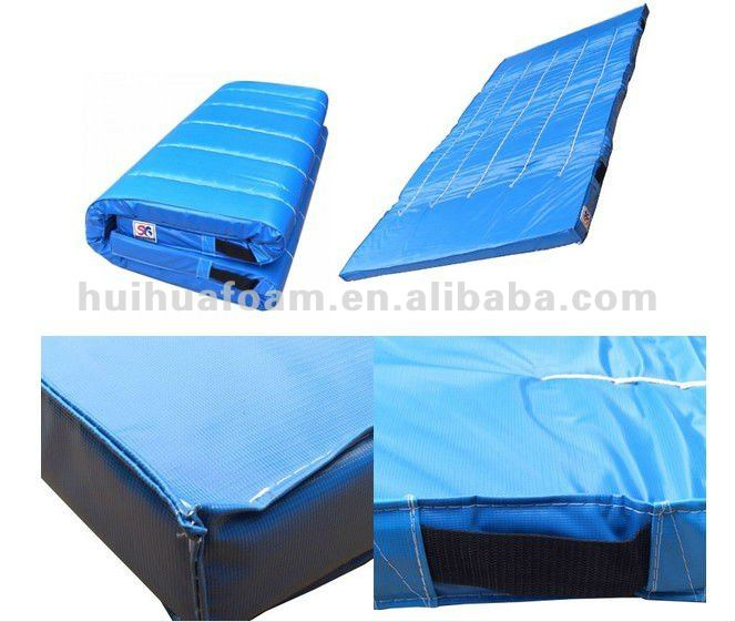 Mattress gym exercise Fitness roll fall sparring soccer taekwondo sports mat