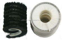 nylon high tenacity spiral wound coil roller brush