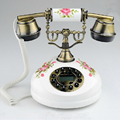 Wholesale China Antique Decorative Luxury Corded Telephone
