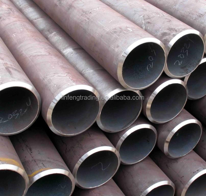Hot Dip Galvanized Seamless Steel Pipe/Tube