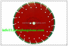 Hot products of Wanlong High performance Compare General Purpose Diamond Dry Cutters Diamond Saw Blade for marble, granite