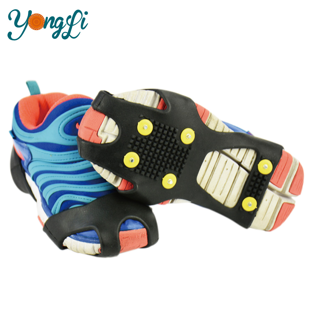 Anti Slip Safety Shoes Grips Safty Walking On Ice Claw Ice Tread