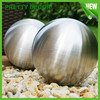 Stainless Steel Hollow Ball Sphere Brushed Finish for ornament