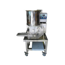 stainless steel automatic chicken burger patty making machine sale