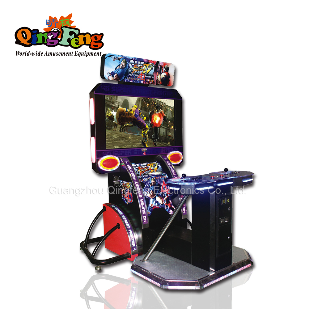 Simulator 4D Street Fighter IV hong kong video game wholesalers