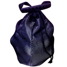 Hot sale Waterproof mesh material golf ball pouch bag