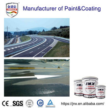 liquid acrylic resin road marking paint with low price
