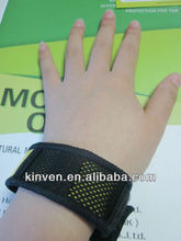 Effective prevent insect Mosquito repellent wristband with double pocket and refill