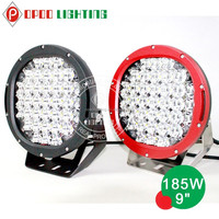 New arrival 185w round led driving light for ATV,Truck , 4x4 off road
