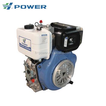 High quality 9hp electric start stable boat diesel engine