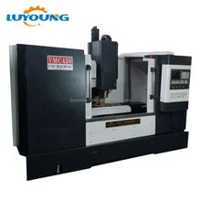 vmc420 horizontal used small cnc milling machine for metal