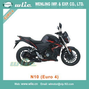 China Made motorcycle engine dealerships brand names EEC Euro4 Racing Motorcycle N10 125cc Water cooled EFI system (Euro 4)