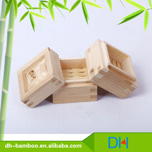 Mini Wooden Dim Sum Steamer Basket,Aluminium Square Bamboo Steamer Boxes For Cooking Tools Sets
