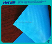 Waterproof Flame Retardant Feature PVC Oxford Fabric For Bag