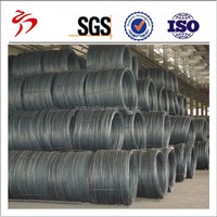 STEEL WIRE RODS IN COIL