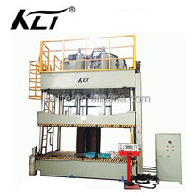 WUXI KLT Y96 series 300T manual heat press machine for automotive interior parts