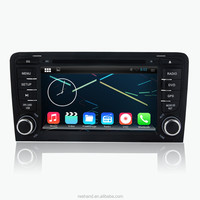 "7"" Android 4.4.2 HD touch screen Car DVD Player for Audi A3 2003-2011 with 3G/Wifi/GPS Navigation/Bluetooth"